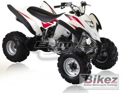 2010 BamX BX450-S Assault