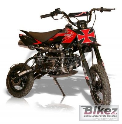2011 BamX BX125 DB1 Enforcer photo
