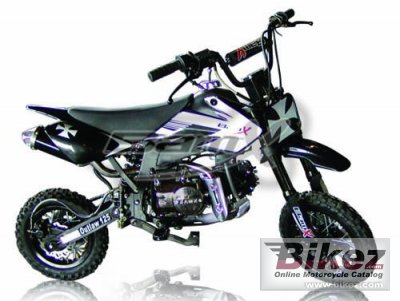 2011 BamX BX125 DB3 Outlaw photo