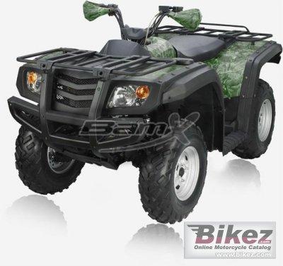 2012 BamX BX700-U4 Tahoe