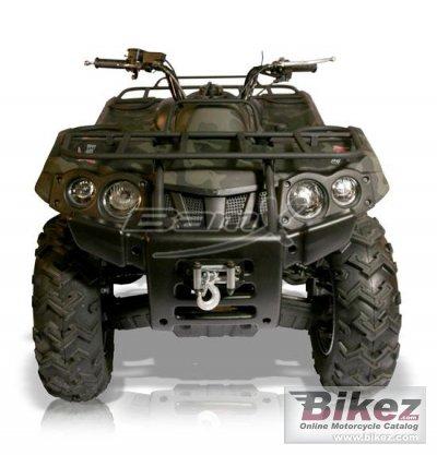 2012 BamX BX400-U4 Sierra