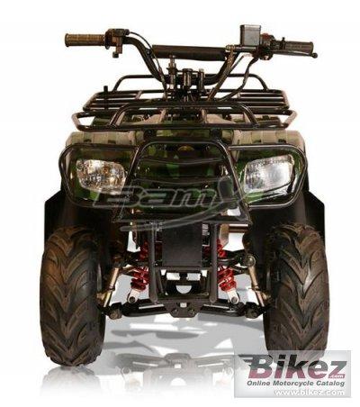2012 BamX BX50-U Exciter