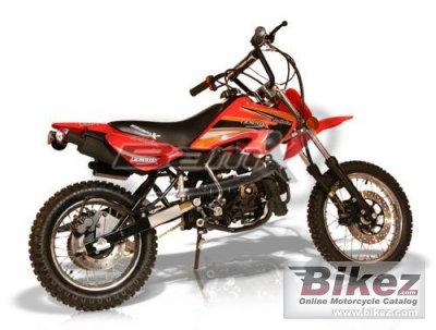 2015 BamX BX70-DB Trailstar