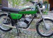 1972 Benelli 125 2 C