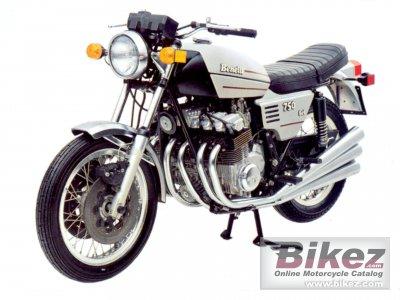1975 Benelli 750 Sei