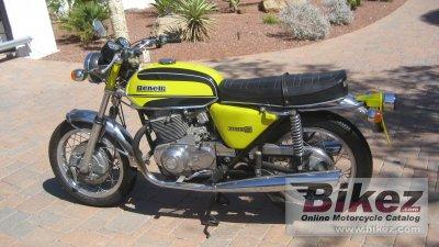 1976 Benelli Tornado 650 S