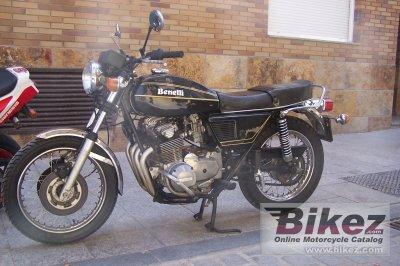 1977 Benelli 500 LS