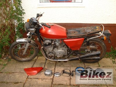 1978 Benelli 350 RS photo