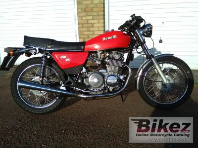 1979 Benelli 350 RS