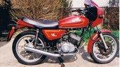 1980 Benelli 125 Sport