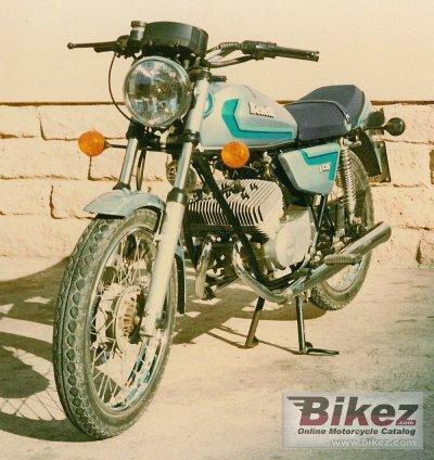 1981 Benelli 125 T