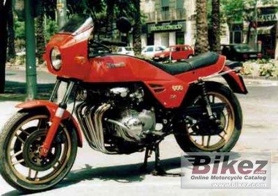 1983 Benelli 900 Sei