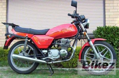 1988 Benelli 304