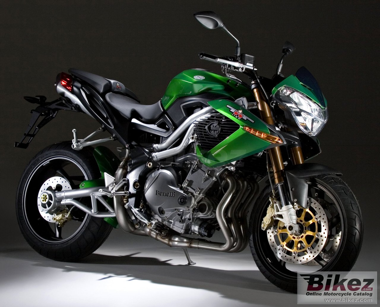 Big Benelli tnt 1130 picture and wallpaper from Bikez.com