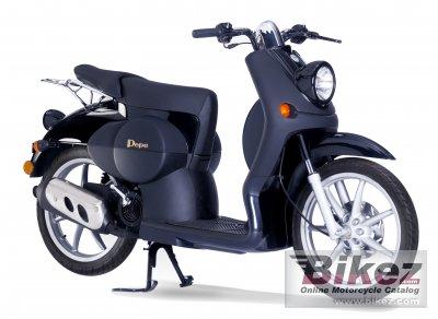 2007 Benelli Pepe 50