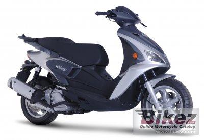 2007 Benelli Velvet 250