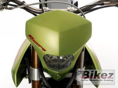 2008 Benelli BX 570 Motard