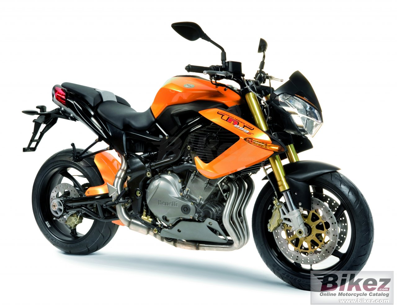 Big Benelli tornado naked tre 899 s picture and wallpaper from Bikez.com