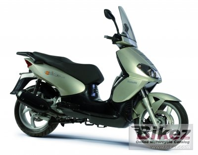 2008 Benelli Caffe Nero 250 photo