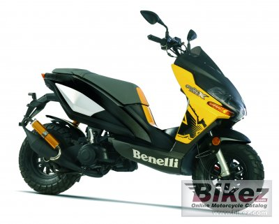 2008 Benelli QattroNove X photo