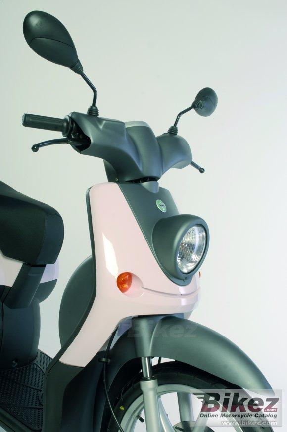 2008 Benelli Pepe 50