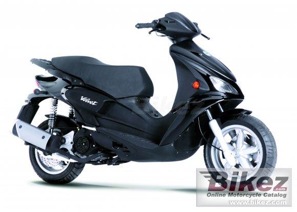 2008 Benelli Velvet 150
