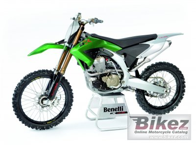2008 Benelli BX 449 Cross