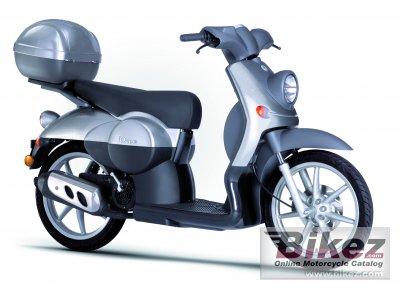 2008 Benelli Pepe 50 LX
