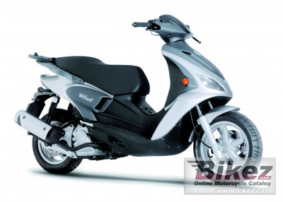 2008 Benelli Velvet 125 specifications and pictures