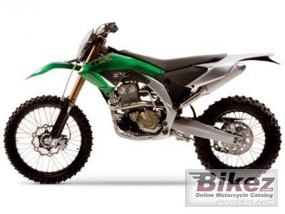 2010 Benelli BX 505 Enduro