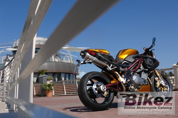 2010 Benelli Cafe Racer 1130