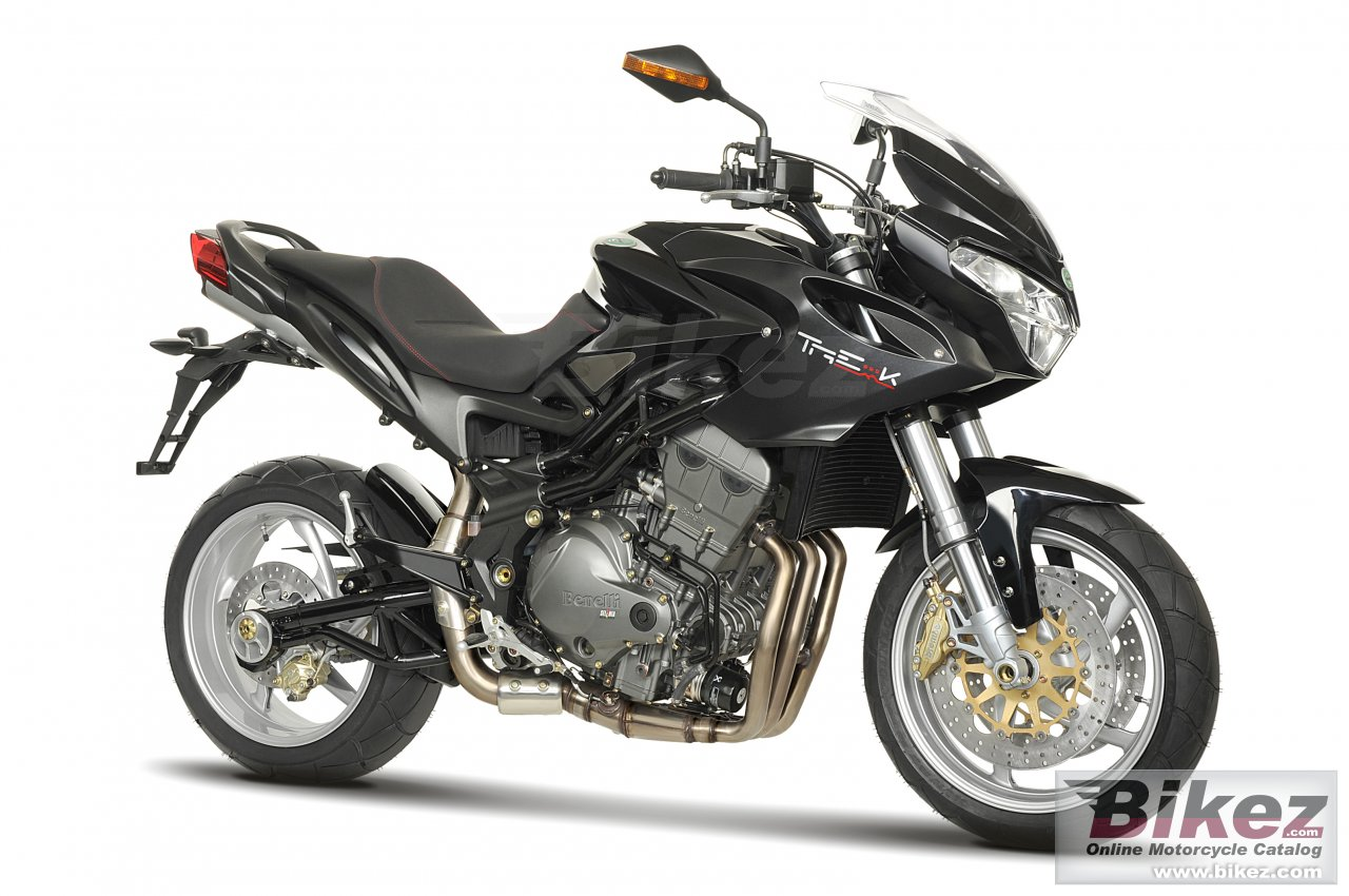 Big Benelli tre 899 k picture and wallpaper from Bikez.com