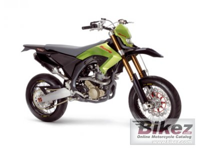 2010 Benelli BX 570 Motard