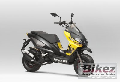 2010 Benelli QattroNove X On Road