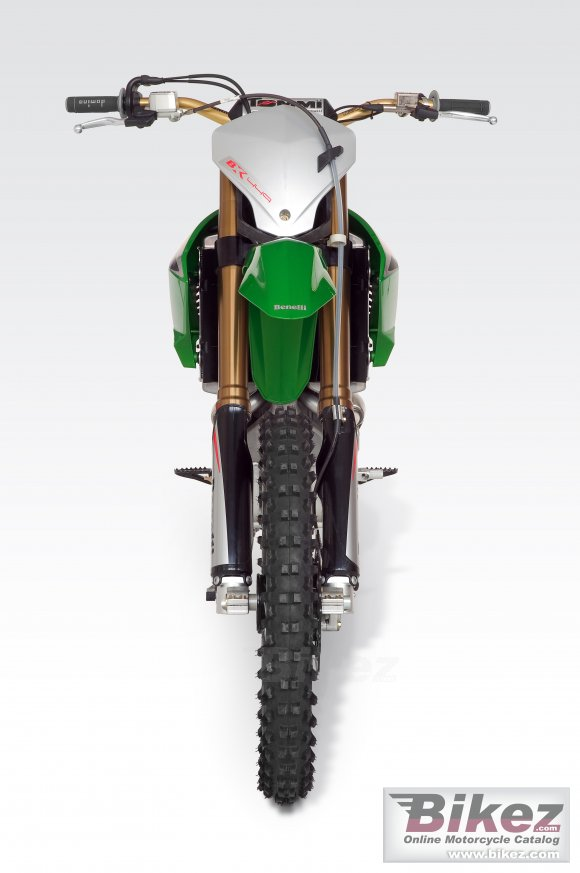 2011 Benelli BX 449 Cross photo