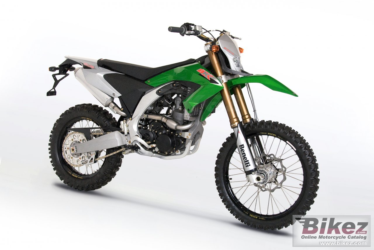 Big Benelli bx 505 enduro picture and wallpaper from Bikez.com
