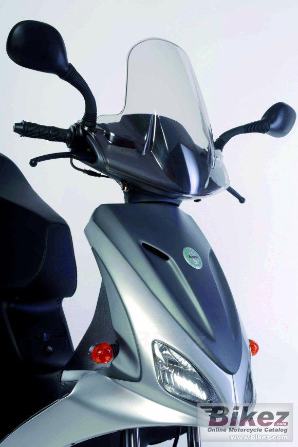 2011 Benelli Velvet 150
