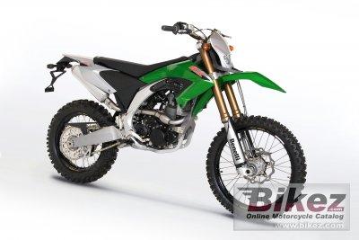 2011 Benelli BX 505 Enduro