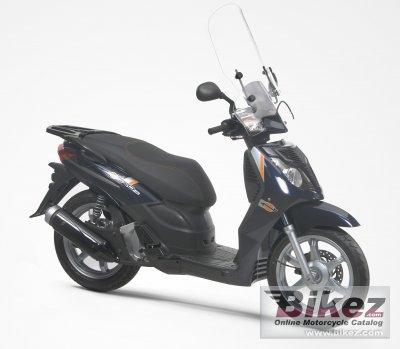 2011 Benelli Caffenero 150