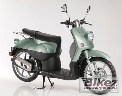 2011 Benelli Pepe 50