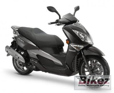 2012 Benelli ZenZero 350