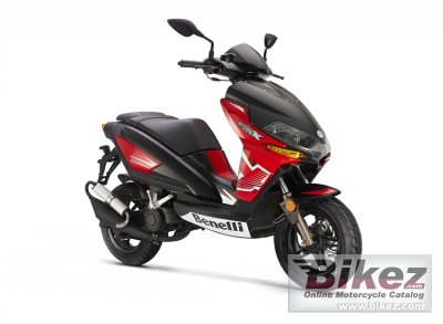 2014 Benelli Qattronove X 50