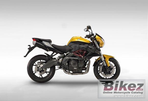 2015 Benelli BN 600 R