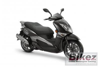 2015 Benelli ZenZero 350