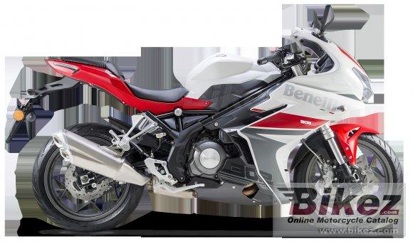 2017 Benelli BN 302 R