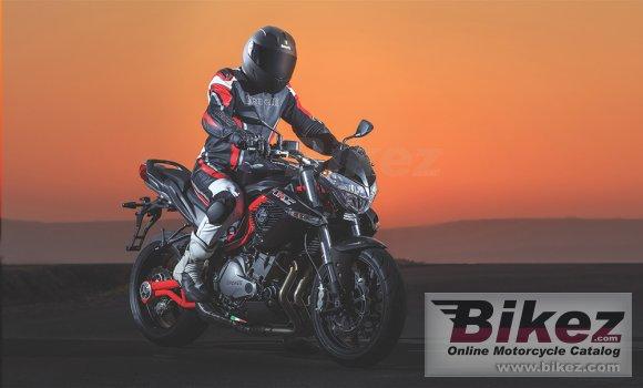 2017 Benelli TNT 899