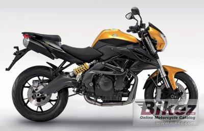 2017 Benelli BN 600 I