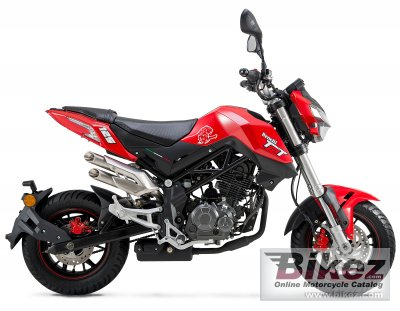 Image result for 2017 BENELLI TORNADO TNT 125
