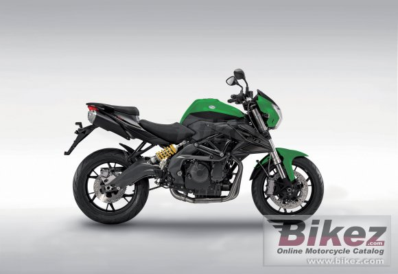 2018 Benelli BN 600 I