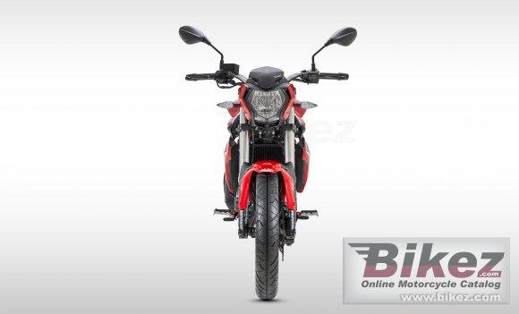 2018 Benelli BN 125